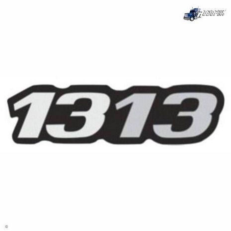 EMBLEMA CRISTALTECH MB 1313
