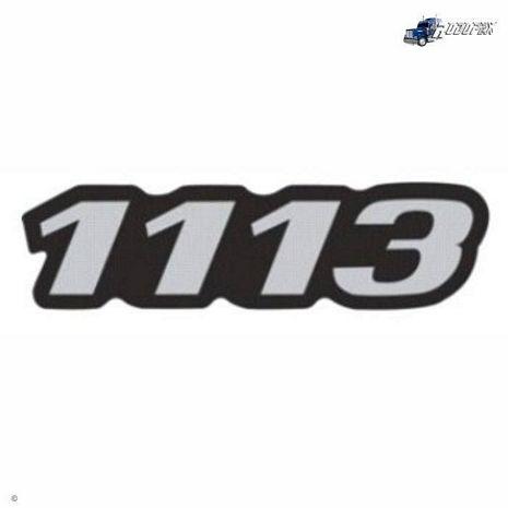 EMBLEMA CRISTALTECH MB 1113