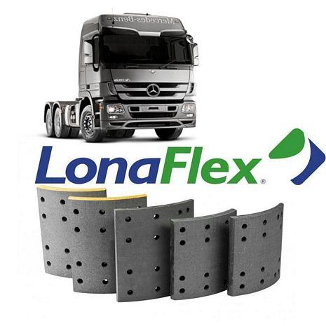LONA FREIO LONAFLEX L 636/X NA
