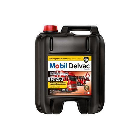 OLEO MOBIL DELVAC 1400 VIDA LONGA 15W40 20 L