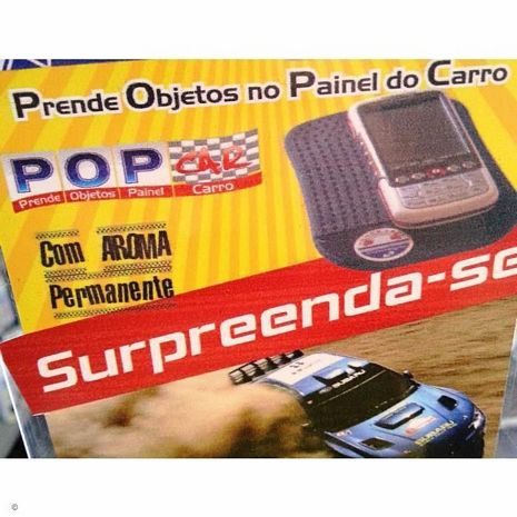 PORTA OBJETOS GEL POP CAR