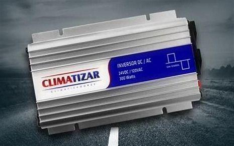 INVERSOR DE 24V PARA 110V 300W CLIMATIZAR