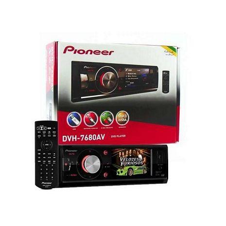 DVD PLAYER PIONEER 3 1 DIN USB-RCA